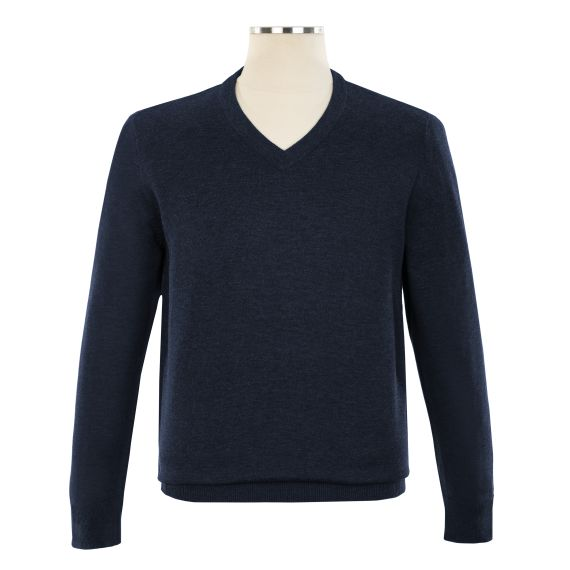 Classic Comfort V Neck Sweater