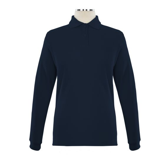 Clearance Long Sleeve Golf Shirt - Female