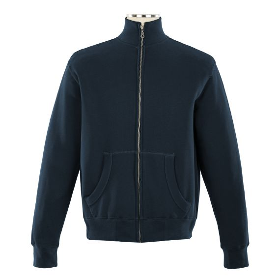 Classic Comfort Full Zip Sweater