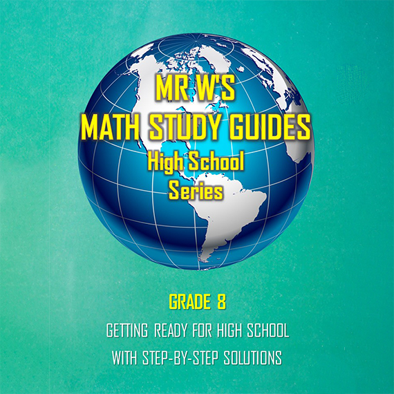 Get Ready for High School Mathematics Booklet