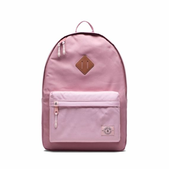 Parkland - KINGSTON Backpack Collection in Colour Skylar Pink